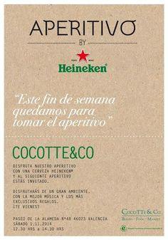 Cerveza y Aperitivo en el restaurante Cocotte & Co  - http://www.valenciablog.com/cerveza-y-aperitivo-en-el-restaurante-cocotte-co/