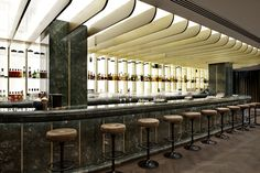 Dandelyan (London), Restaurant or Bar in a hotel  Design Research Studio