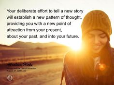 Tell a new story...