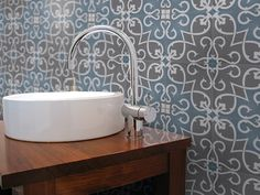 C708-29 bathroom splashback tile