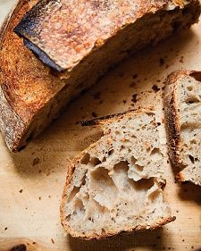 Tartine country bread recipe for starter and dough