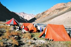 Himalayan Adventurer Tour In Zanskar Valley...