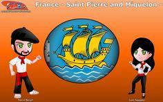 Chibi Saint Pierre And Miquelon - Animondos by Dougieus on DeviantArt