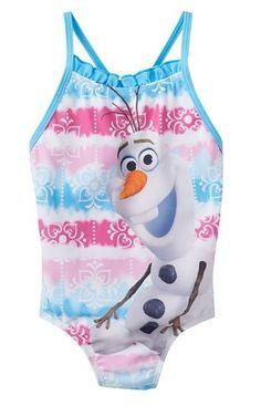 Disney's Frozen Olaf One-Piece Swimsuit - Toddler Girl #Kohls