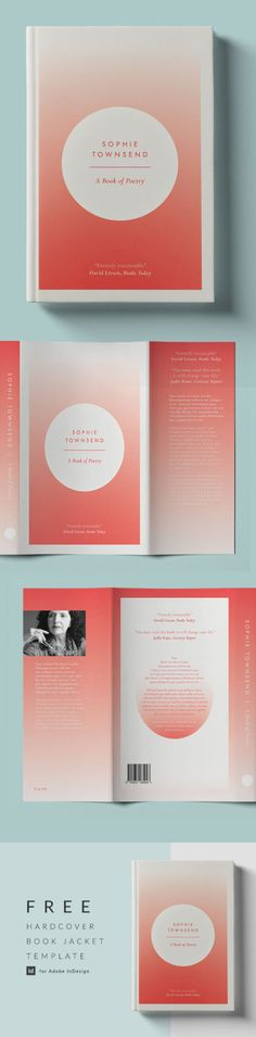 Book Jacket Template for InDesign | Free Download Indesign Free, Indesign Templates, Create Your Own Book, Hardcover Books, Book Jacket, Color Swatches, Book Cover Design, Your Design, Helpful Hints