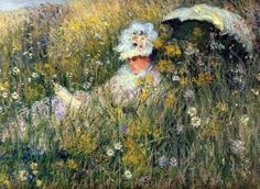 0232 In the Meadow 1876