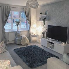 living room decoration to feel great room decor apartment living room decoration to feel great - Home Businezz Living Room Decor Cozy, Home Living Room, Interior Design Living Room, Bedroom Decor, Cosy Living Room Small, Decorating Small Living Room, Small Living Room Designs, Living Room Goals, Decor Room