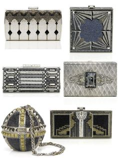 Gorgeous bags by Judith Leiber http://judithleiberfinejewelry.com/section.cfm?name=Crystal