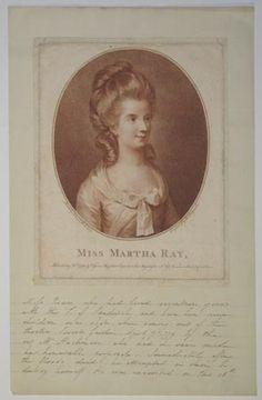 Miss Martha Ray,