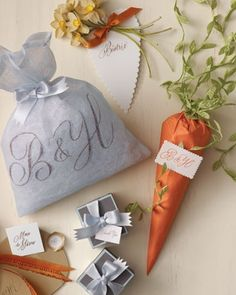 Neat Goodie Bags to Give to Your Guests