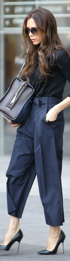 Victoria Beckham style ♥✤ | Keep the Glamour | BeStayBeautiful