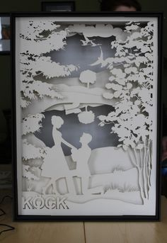 papercut light - Google-Suche