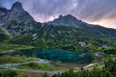Gem in Central Europe - 25 reasons to visit Slovakia Outdoor Photography, Nature Photography, Landscaping Images, Scenery Pictures, Heart Of Europe, Thing 1, Green Lake, Medieval Town, Central Europe