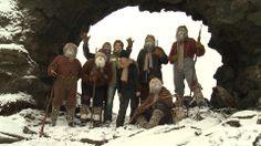 13 ICELANDIC YULE LADS