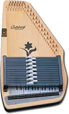 how to play a 12 chord 36 string handheld harpsichord