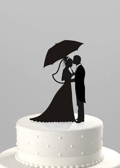Very cute!   Hey, I found this really awesome Etsy listing at https://www.etsy.com/listing/180928565/wedding-cake-topper-silhouette-groom