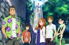 Anohana' movie details past, emotional turmoil of those left ...