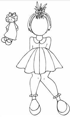 Julie Nutting Girl design