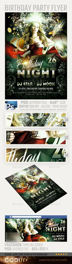 Download: http://graphicriver.net/item/birthday-night-flyer-template/12372926