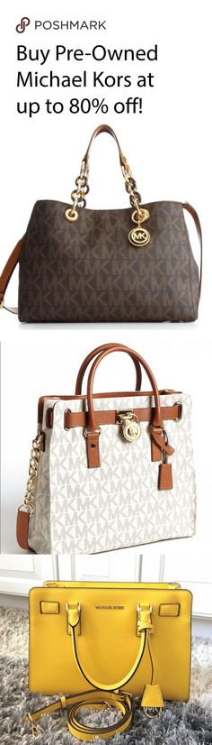 Shop Pre-Loved Michael Kors at Poshmark! Find deals up to 70% off all from your phone! Install the free app now! Shipping is also fast and easy.