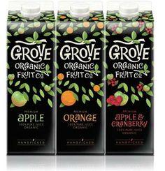 Brandopus has rebranded Wellness Foods brand Grove Fresh   News   Design Week