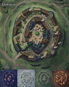 Village Map, George Mason, May I, City Photo, Presents, Thankful, Fantasy, Photo And Video, Awesome