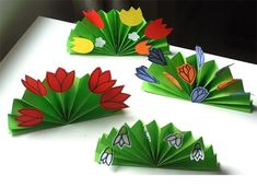 Collection Spring Flower Craft Ideas Pictures - Creative Arts and ...