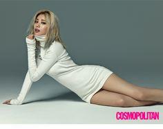 나나가 대세 보디 아이콘이 된 비결 | 코스모폴리탄 (Cosmopolitan Korea)
