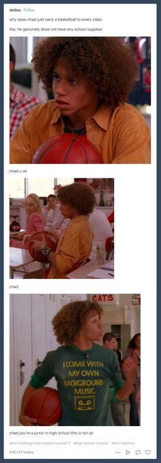 """29 Times Tumblr Had Jokes About """"High School Musical"""""""