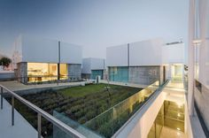 - Complexo Social em Alcabideche / Social Complex in Alcabideche  - Guedes Cruz, Arquitecto  - Lisbon, Portugal