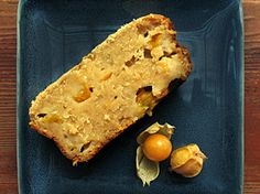 Ground Cherry Bread - with hopes that our 5 ground cherry plants really produce! Gooseberry Recipes, Cape Gooseberry, Ground Cherry Recipes, Cherry Bread, Farmers Market Recipes, Healthy Snacks, Healthy Recipes, Something Sweet, Sugar And Spice