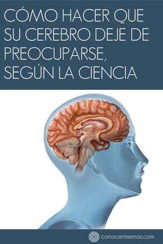 Cómo hacer que su cerebro deje de preocuparse según la ciencia #mente #autoayuda