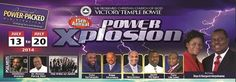 This week preaching for RCCG Bowie with a giant in the faith...Ayo Oritsejafor & Pastor Bayo