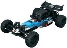 Arrma Raider Mega Brushed 1:10 RC Modellauto Elektro Buggy Heckantrieb RtR 2,4 GHz