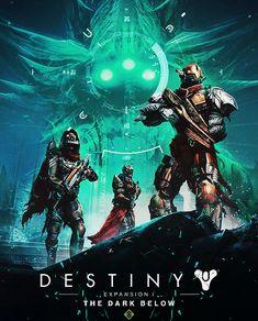 DESTINY: Expansion I//The Dark Belo