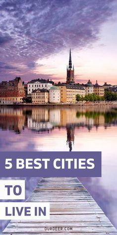 Visit Stockholm, Stockholm Sweden, Stockholm Travel, Holiday Destinations, Travel Destinations, Voyage Suede, Sweden Travel, Belle Villa, Europe Photos