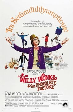 Willy Wonka And The Chocolate Factory 3 Movie Posters Musicals Classic Films Classic Movie Posters, Classic Films, Film Posters, Movie Prints, Poster Prints, Poster Frames, Gene Wilder Movies, Frank Morgan, Babe Ruth