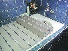Bath tub lid/cover