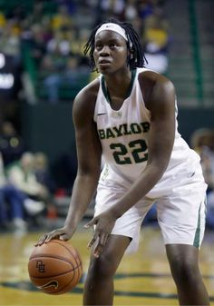 ‪‎Baylor‬'s Sune Agbuke is now in her 4th year playing for the Lady Bears -- AND in her 4th quarter at Baylor Law School.