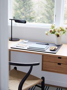 Workspace | Amagansett House by Ronen Lev | est living