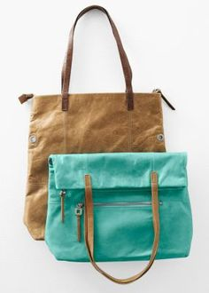 Hobo Leonie Cross-Body Bag The fawn color is the perfect summer neutral