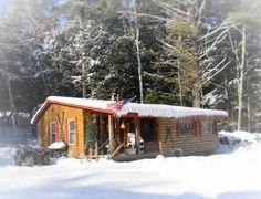 Perfect Romantic Adirondack Cabin Escape! in Northville