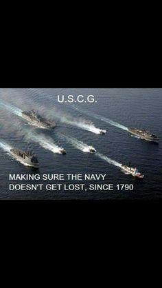 Go Coast Guard! Thank you Coast Guard.
