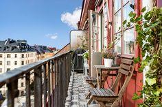 Bildresultat för smal balkong