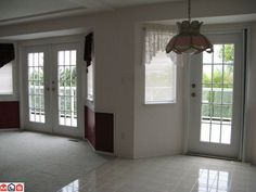 Eating area off kitchen, and family room Family Room, Windows, Kitchen, House, Ideas, Cooking, Family Rooms, Haus, Kitchens