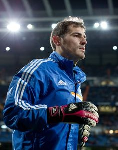 Iker Casillas As much as he is a part of Real Madrid,it is a part of him.