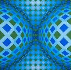 Original Victor Vasarely Limited Editino by QuintessentiaLiving, $1200.00