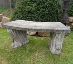 60 Best Stone Benches Chairs And Tables Images Stone