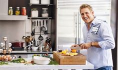 Famous Chefs Cookbooks | Curtis Stone is a celebrity chef and cookbook author.