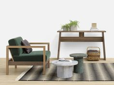 ENOKI MIGOTO coffee table side table by E15